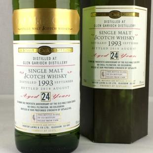 グレンギリー24年1993 ハンターレイン OMC20周年記念ボトル 50% 700ml
