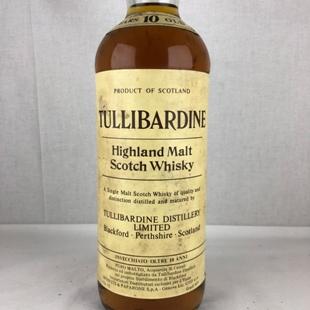 タリバーディン10年 70年代 40% 750ml