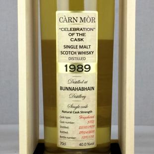 ブナハーブン29年 1989 CoC M&M