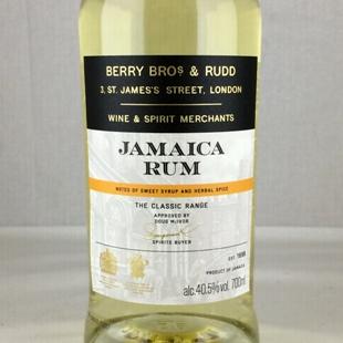 BB&Rクラシック ジャマイカ ラム 40.5%