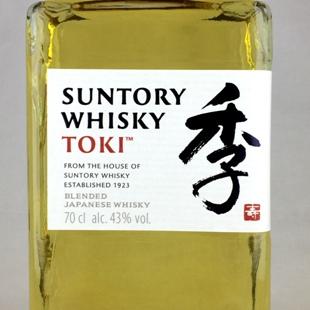 サントリーウイスキー 季 TOKI 43%