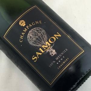 サルモン 100%ムニエ ブリュット NV 750ml