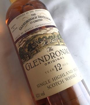 グレンドロナック12年 オリジナル 43°750ml