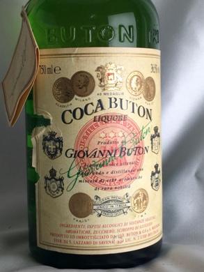 【オールドボトル】コカブトン グリーン 90年代前半 36.5°750ml