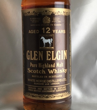 グレンエルギン12年 特級 70年代 760ml (箱なし)