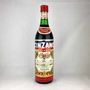 チンザノ ロッソ 80年代 16度 750ml
