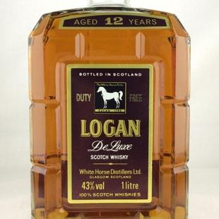 【オールドボトル】ホワイトホース ローガン・デラックス12年 90年代 43% 1000ml