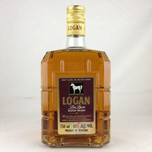 【オールドボトル】ローガンデラックス 年数表示なし 70年代 43% 750ml