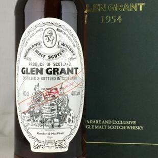 グレングラント1954 レアヴィンテージ ゴードン&マクファイル 40% 700ml