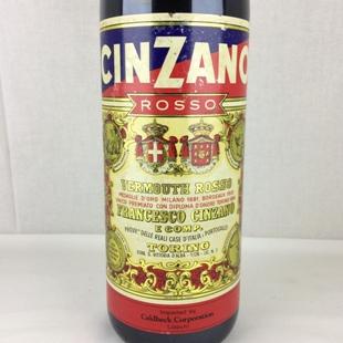 【オールドボトル】チンザノ ロッソ 70年代 16% 1000ml