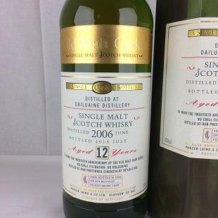 ダルユーイン12年2006 ハンターレイン OMC20周年記念ボトル 50% 700ml