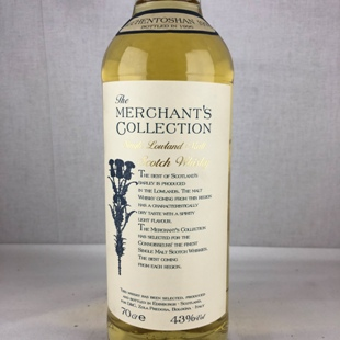 オーヘントッシャン1978 The Merchant's Collection 43% 700ml