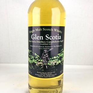 グレンスコシア1999 ヘビーピーテッド ウイスキーフェア 52.7%