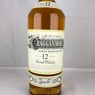【オールドボトル】クラガンモア12年 90年代