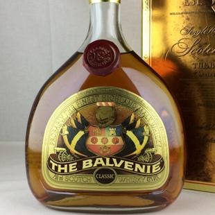 【オールドボトル】バルヴェニー18年 クラシック 43% 750ml