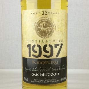 オーキンダウン22年1997 KB ゴールド 48.9%