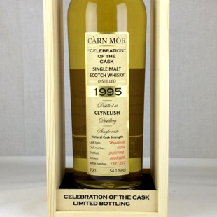 クライヌリッシュ22年1995 M&M CoC 54.1%