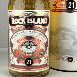 ロック アイランド 21年 ダグラスレイン ブレンデッドモルト 46.8% 700ml