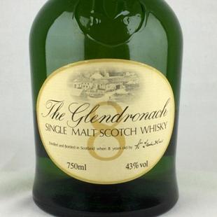 【オールドボトル】グレンドロナック8年 80年代 43% 750ml