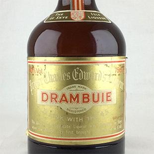 【オールドボトル】ドランブイ 80年代(チェック柄) 40% 750ml