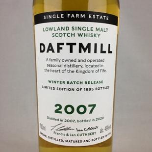 ダフトミル2007 ウィンターリリース 46%