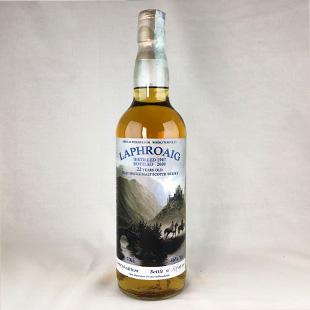 【オールドボトル】ラフロイグ22年1987 Whisky for you 46% 700ml