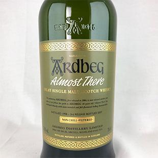 【オールドボトル】アードベッグ1998 オールモストゼア 54.1% 700ml