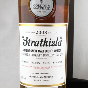 ストラスアイラ2008 GM 46% 700ml