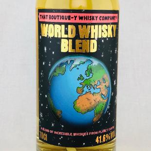 ワールドウイスキーブレンド ブティックウイスキー 41.6% 700ml