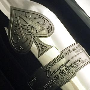 アルマンド・ブリニャック ブラン・ド・ブラン ブリュット 750ml (専用ケース付き)