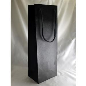 (R0006)ワインバッグ(ブラック)1本入り