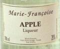 (1590)マリーフランソワーズ アップル 20°700ml