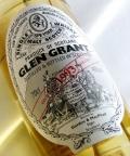 グレングラント1993GM蒸留所ラベル