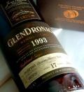 グレンドロナック17年1993オロロソシェリー#529 60.5°