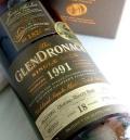 グレンドロナック18年1991オロロソ ウイスキーライブ