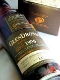 グレンドロナック14年1996オロロソ ウイスキーライブ! 58.3°
