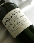 ブラック&ホワイト 60年代流通 特級ティンキャップ