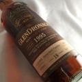 グレンドロナック18年 1995 for ウイスキーエージェンシー 52.2°