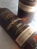 グレンドロナック12年2003 PXシェリー 55.1°