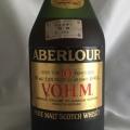 アベラワー10年 VOHM フロスティ瓶特級 43°750ml