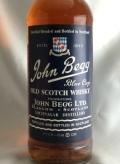 【オールドボトル】ジョンベグ 80年代前半 43°750ml