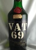【オールドボトル】VAT69 70年代 43°760ml