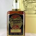 【オールドボトル】アベラワー12年 スクエアボトル 特級 43%