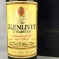 【オールドボトル】ザ・グレンリベット12年 特級 43% 760ml 木箱入り