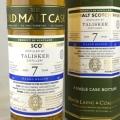 タリスカー7年 2011 HL-OMC 56.2%