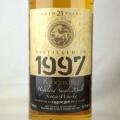 クライヌリッシュ21年1997 キングスバリーゴールド 51.1% 700ml