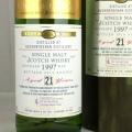 オーヘントッシャン21年1997 ハンターレイン OMC20周年記念ボトル 50% 700ml