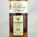 ダルモア26年 スティルマンズドラム 45°