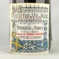 ヴィエイユ・オードヴィー・ド・マール(1905-1907瓶詰)