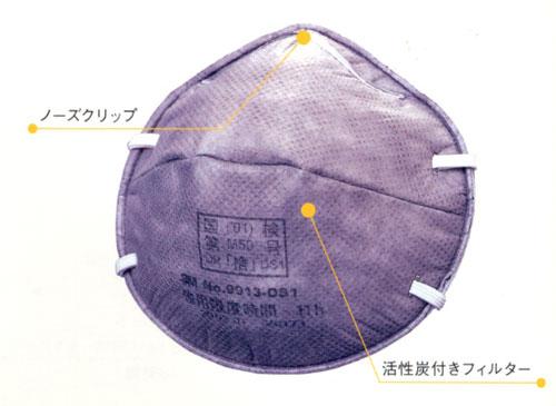 9913DS1 3Mマスク(1箱10枚入り)